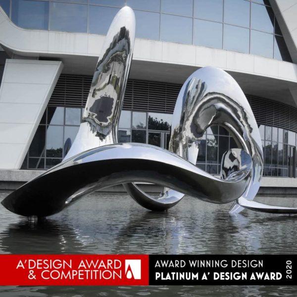 蔡育田榮獲「設計界奧斯卡」最高榮譽獎